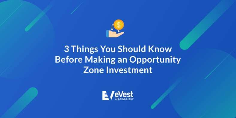 opportunity zone investment